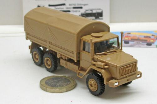 3047 Iveco hauber camiones 7ton amarillo arena Herpa 740197