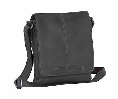 Gehorsam The Chesterfield Brand Bodin Flapoverbag Umhängetasche Black Schwarz Neu Produkte Werden Ohne EinschräNkungen Verkauft