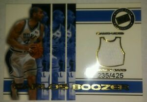 Image Is Loading Carlos Boozer 2002 Press Pass Duke Blue Devils