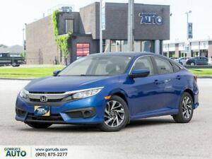 2017 Honda Civic EX|NEW TIRES| NEW REAR BRAKES|SUNROOF|BLIND SPOT|H