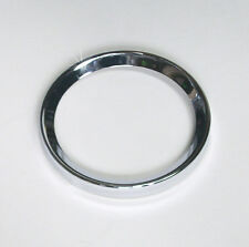 "Smiths / British Jaeger New Chrome Bezel 2¼"" (52mm) for Smiths Gauges"