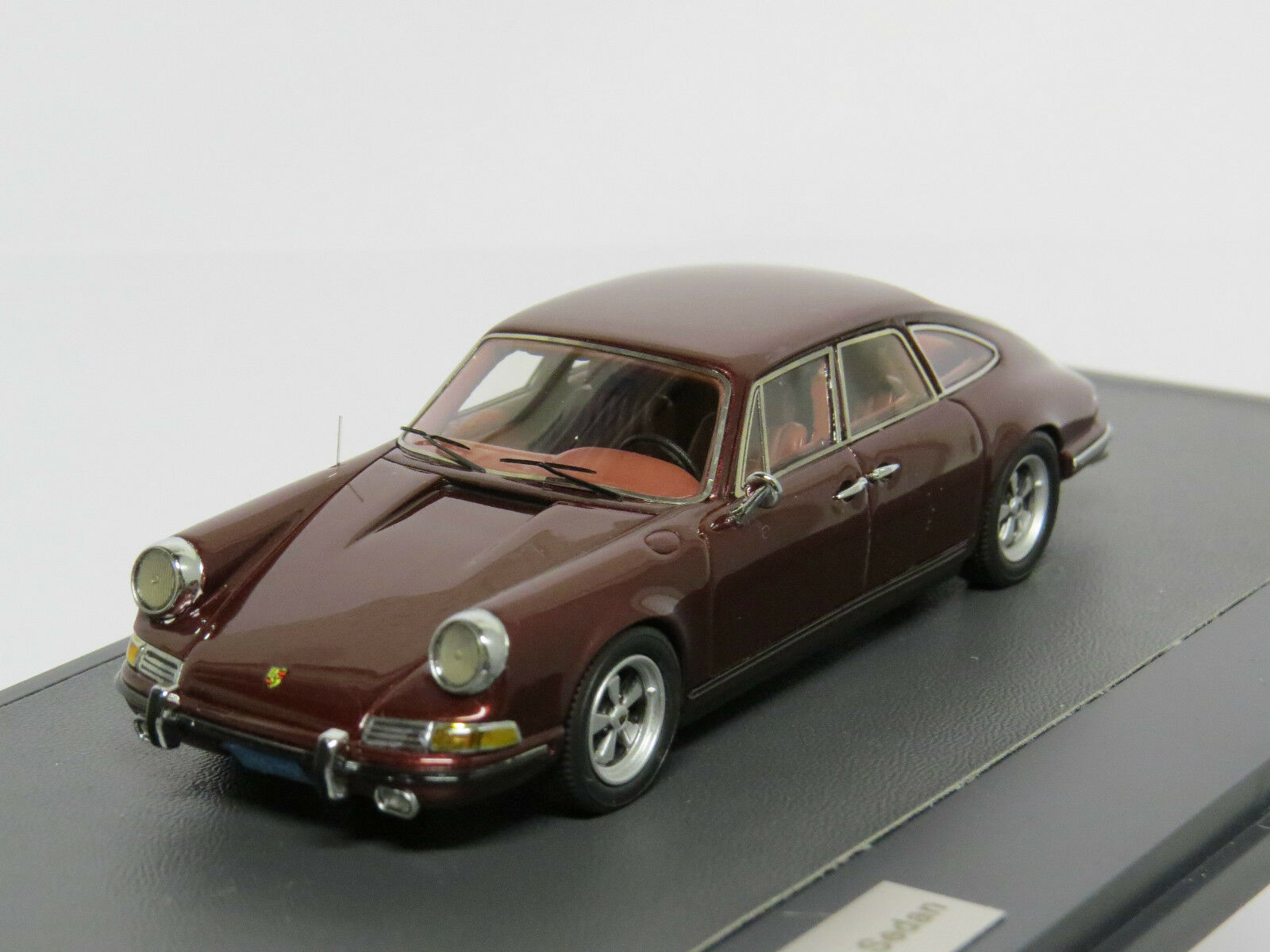 "Trouwman & Barnes 911 Sedan Porsche 1 43 ""rosso"" Matrix MX 41607-022"