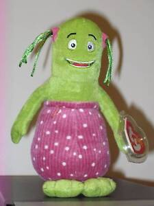 Ty Beanie Baby - GULLY the Boblin (Internet Exclusive) MINT with MINT TAGS