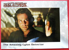BATTLESTAR GALACTICA - Premiere Edition - Card #57 - The Amazing Cylon Detector
