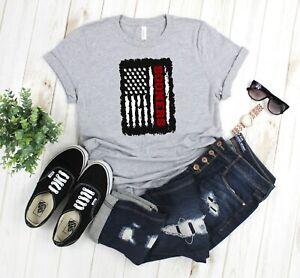 Oklahoma-OU-Sooners-Graphic-T-Shirt-Flag-Football-Gray-Black-White-Red