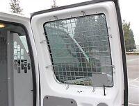 Chevy Van Security Screens Rear Door Hinged Pair Of Two