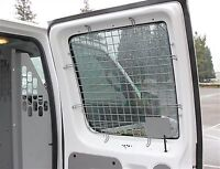 Ford Van Security Screens Side Door Hinged Pair Of Two