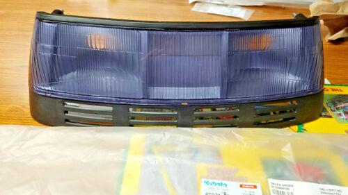 Kubota Head Light Headlight Lens Only 66071-55310 Fits G1700 G1800 G1900 G2000