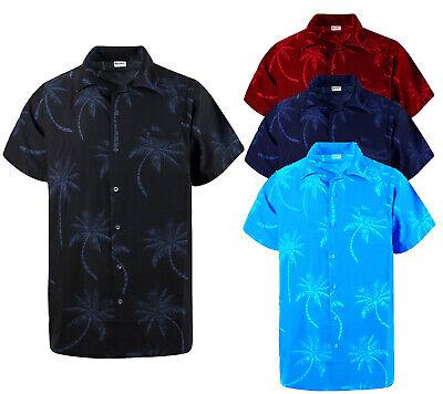 Funky Hawaiihemd Rainbow Vertikal mehrfarbig Front-Tasche