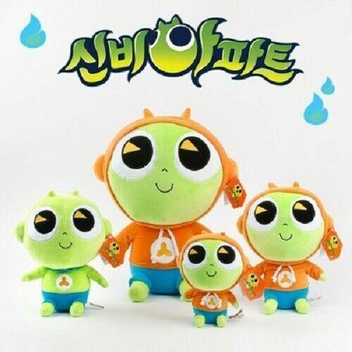 Korea Animation The Haunted House Sinbi Doll Anime Characters Goblin Toy_IA