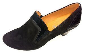 Caprice-Walking-Air-Damen-Schuhe-Slipper-Halbschuh-Pumps-Trotteur-24404-schwarz