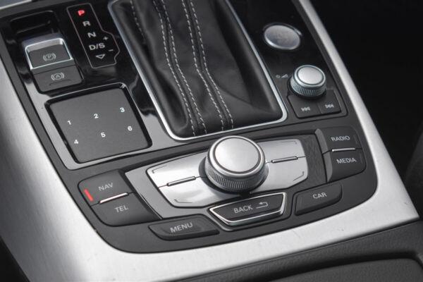 Audi A6 2,0 TDi 190 Ultra S-line Avant S-tr. billede 14