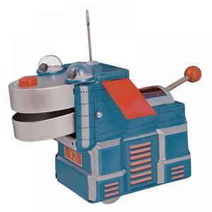 St John V2 Space Dog Mécanique À remonter Vintage Tin Toy Sj020036 720322281306