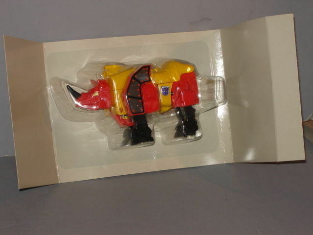 G1 TRANSFORMER PREDACON HEADSTRONG MOC AFA READY LOT