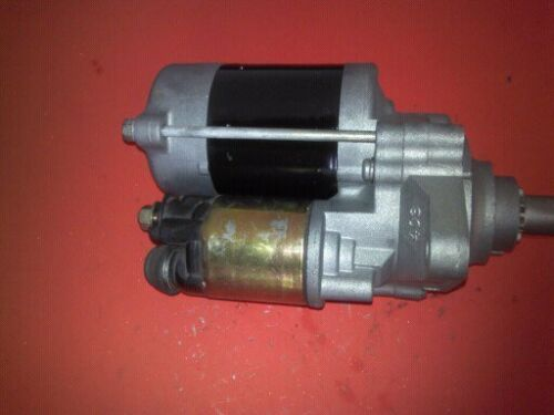 Honda Civic 1996 to 1997  L4//1.6L Engine with  Manual Transmission Starter Motor
