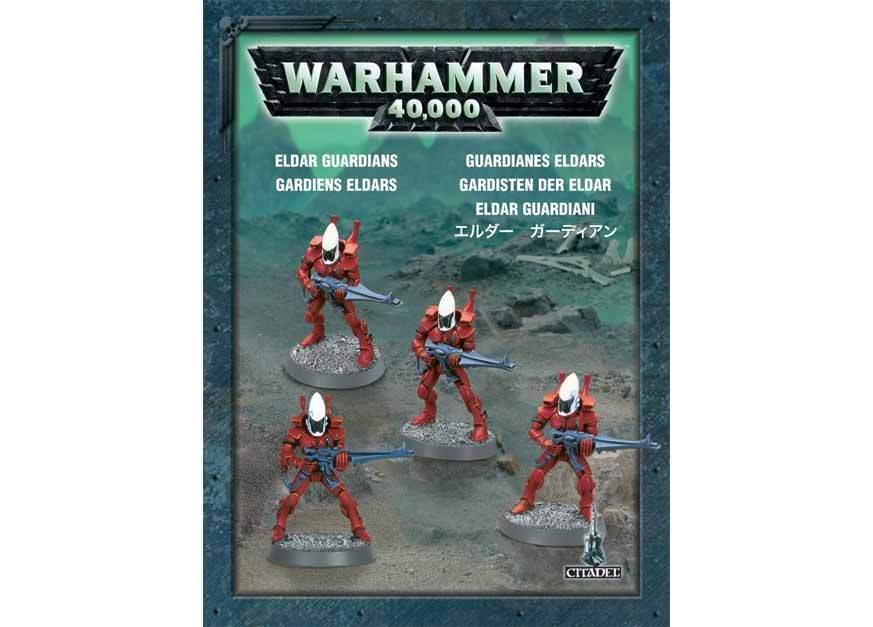 Eldar Guardians - eldar Guardians WARMIMMER 40K 40000