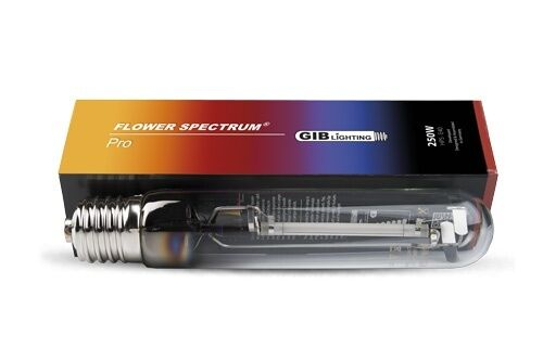 GIB Lighting Flower Spectrum Pro HPS 250W BlüteLeuchtmittel NDL