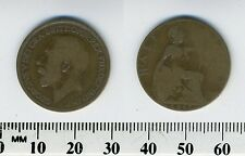 Great Britain 1/2 Penny, 1917