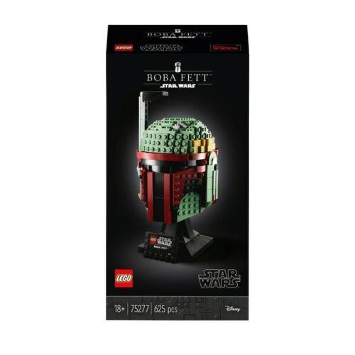 75277 Boba Fett Helmet LEGO Disney Star Wars
