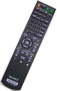 Genuine Sony RM-AMU064 Micro System Remote For CMT-DH50R CMT-DH70SWR HCD-DH50R