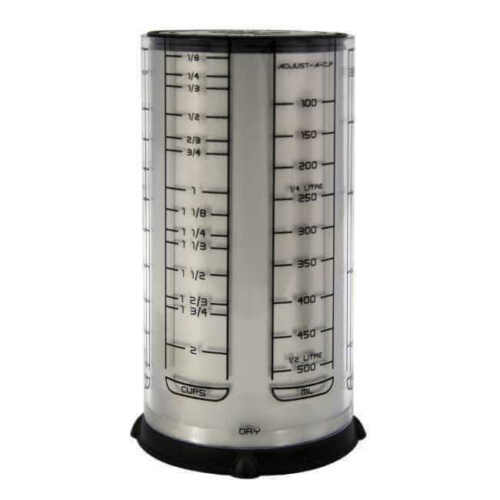 2 Cup Measuring Cup Pro Series KitchenArt Adjust-A-Cup