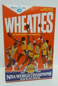 Wheaties-LA-Lakers-1987-1988-NBA-World-Champions-Back-to-Back-Cereal-UNOPENED