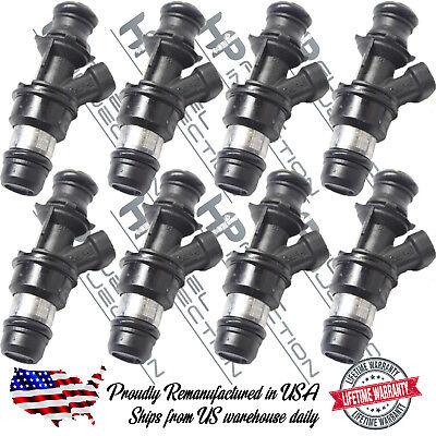 US OEM Delphi Fuel Injectors 8x For 1999-2007 Chevy GMC Cadillac// 4.8L 5.3L 6.0L