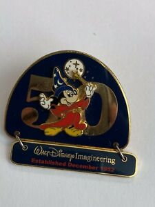 WDI-50Th-Anniversary-4-Mickey-Mouse-Sorcerer-Dangle-Disney-Pin-LE-B4