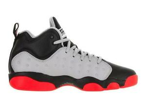 691c318b996fb9 AIR JORDAN JUMPMAN TEAM II BG 820273 016 WOLF GREY INFRARED 23-BLACK ...