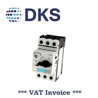 Siemens 3rv1021 4da10 Motor Circuit Breaker 11kw 20 25a 001760 754554409313 Ebay
