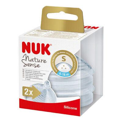 bouteille bébé tétine 6-18 mois silicone anti-coliques Medium Trou Nuk First Choice