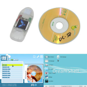 SD-Card-Reader-With-CD-Adapter-Converter-For-Sega-DC-Dreamcast-Player-Game-New