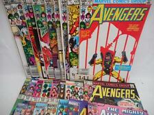 28 The Avengers Comics. 5 - King Size Annual Avengers (including # 10) Lot 141