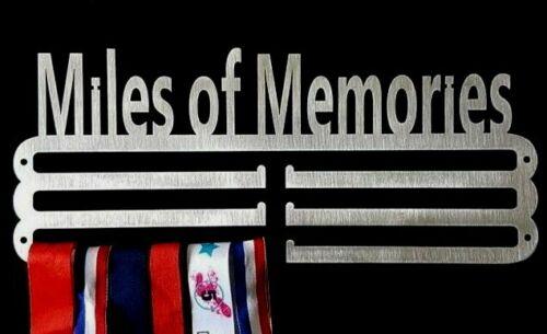 Medal Hanger//Holder//Display//Rack//Hook MILES OF MEMORIES STEEL store 36 medals