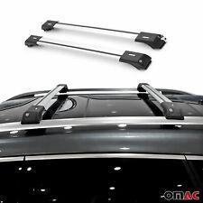 BMW X6 4x4 Lockable Locking Car Roof Bars Rack NEW