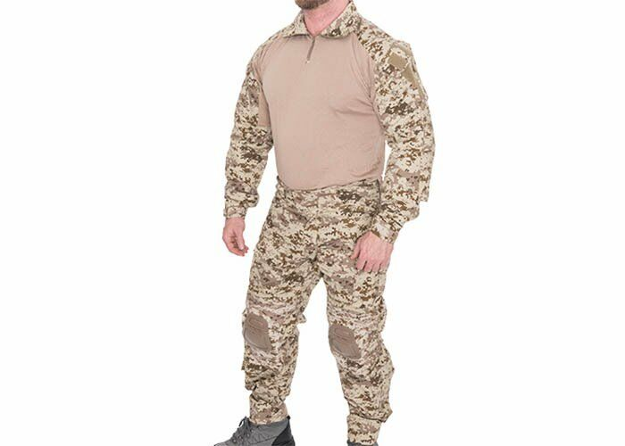 Lancer Tactical Combat Tactical Uniform Set (Desert Digital XL) 35341   online cheap