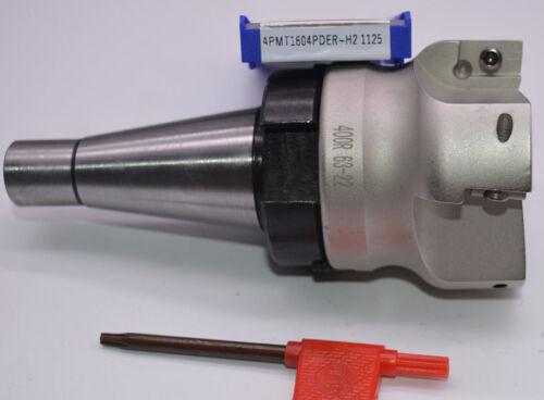 BAP 400R-63-22 4F APMT1604 PDER NT40 FMB22 CNC Milling Cutter H2 1125