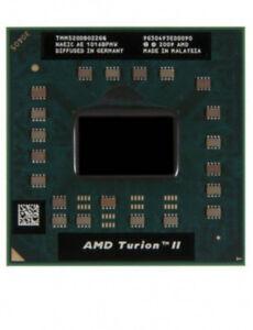 AMD Turion II Dual Core M520 TMM520DBO22GQ Mobile CPU Processor Socket S1 G3