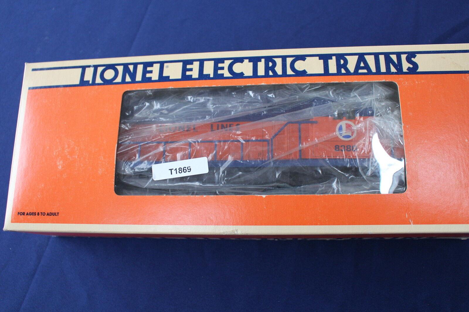 1983 Lionel 6-8380 Lionel Lines SD-28 Flat Top Locomotive L3046