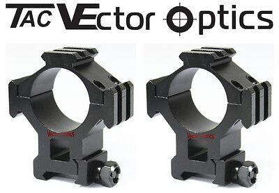 Vector Optics Hydra Tactical 35mm Triple Rails Riflescope Picatinny Mount Ring