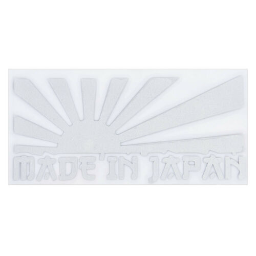 1XRising Sun Made In Japan JDM Car Sticker Decal DIY Motorcycle Stickers Car