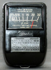 Universal Exposure Meter Weston Master 853 Photo Photography Vintage Lightmeter