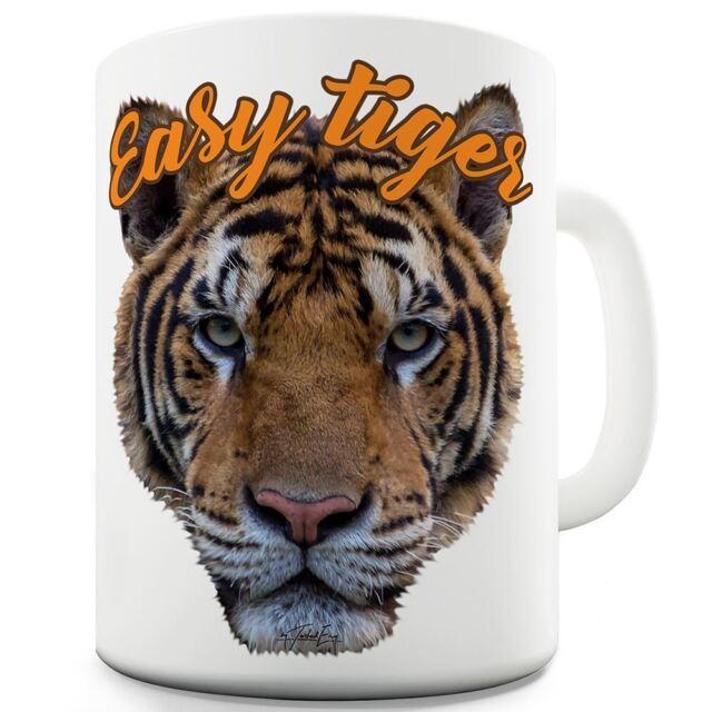 Twisted envy easy tiger ceramic novelty gift mug ebay twisted envy easy tiger ceramic novelty gift mug publicscrutiny Images