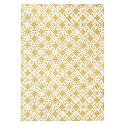 Threshold™ Indoor Outdoor Flatweave Area Rug - Yellow