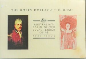 1989-HOLEY-DOLLAR-amp-DUMP-Silver-Proof-Coin