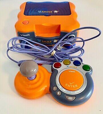 VTech - Vsmile Learning system - with Bob the Builder Game ...