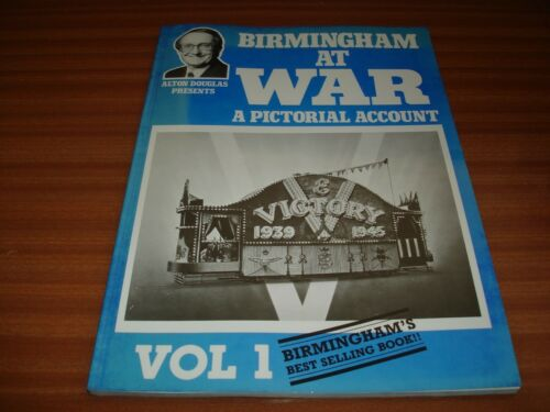 1 of 1 - Birmingham at War: v. 1 by Alton Douglas, Jo Douglas (Paperback, 1991)