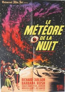 It came from outer space 1953 jack arnold french 24x33 for Watch it came from outer space