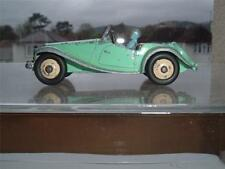 DINKY TOYS 102 MG MIDGET OPEN TOURER OLD NEW WINDSCREEN SCROLL DOWN FOR PHOTOS