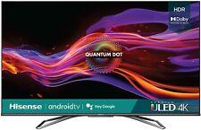 "Hisense U8G 55"" 4K Ultra HD HDR Android Smart TV - 2021 Model"